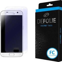 Crocfol ochranná fólie na displej smartphonu Die Folie Fullcover vhodné pro: Samsung Galaxy S7 1 ks