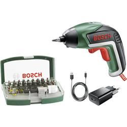 Aku vŕtací skrutkovač Bosch Home and Garden IXO V 06039A800S, 3.6 V, 1.5 Ah, Li-Ion akumulátor
