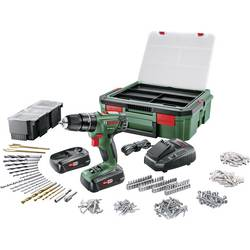 Aku vŕtací skrutkovač Bosch Home and Garden PSR 1800 LI-2 06039A310S, 18 V, 1.5 Ah, Li-Ion akumulátor
