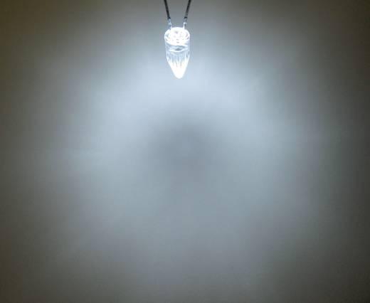 184499 LED bedrahtet Gelb Rund 5 mm 1560 mcd 60 ° 20 mA 2 V