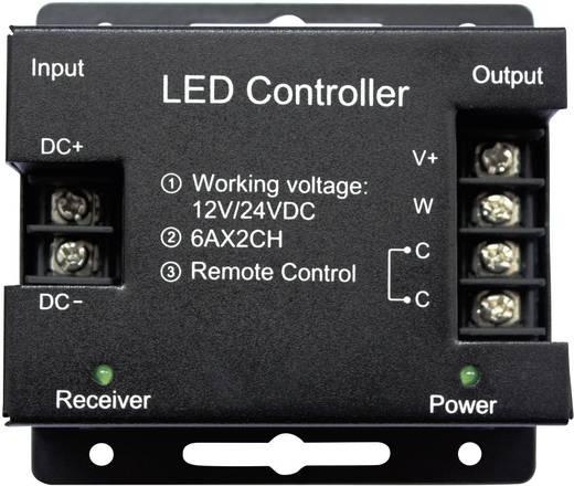 LED-Controller mit Touch-Funkfernbedienung für LED-Streifen Controlled white