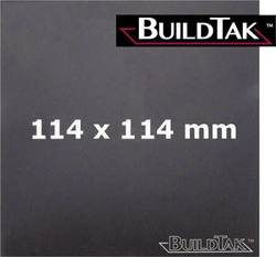 Image of BuildTak Druckbettfolie 114 x 114 mm