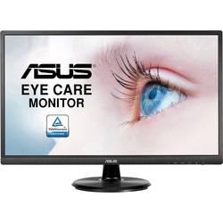 Asus VA249HE LCD monitor 60.5 cm (23.8 palca) en.trieda B (A +++ - D) 1920 x 1080 px Full HD 5 ms HDMI ™, VGA VA LCD