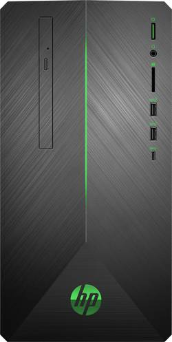 Image of HP 690-0515ng Desktop PC Intel® Core™ i7-8700 16 GB 1 TB HDD 256 GB SSD Windows® 10 Home Nvidia GeForce GTX1060