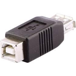Adaptér USB 2.0 LINDY 71228 čierna