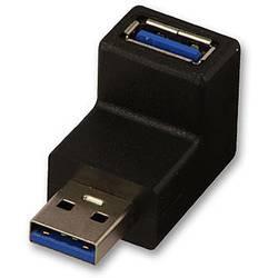 Adaptér USB 3.0 LINDY 71261 čierna