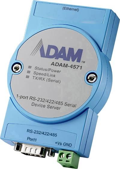 Convertitore di interfaccia RS-232, RS-422, RS-485 Advantech ADAM-4571-BE Num. uscite: 1 x 12 V/DC, 24 V/DC