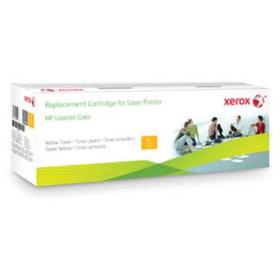 Xerox Toner ersetzt HP 410A, CF412A Gelb 2900 Seiten 006R03517 Preisvergleich