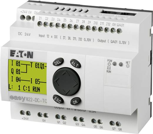 SPS-Steuerungsmodul Eaton easy 822-DC-TC 256275 24 V/DC