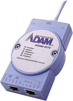 Konvertor rozhrania Advantech ADAM-4570-BE, Počet výstupov 2 x, 12 V/DC, 24 V/DC