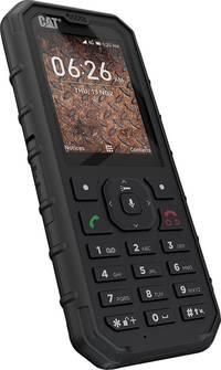 Outdoor Handy in schwarz