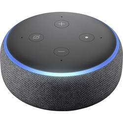 Image of amazon echo Dot (3.Generation) Sprachassistent Schwarz