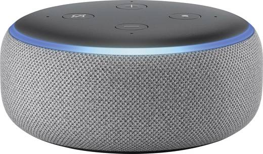 amazon echo Dot 3. Generation Sprachassistent Grau kaufen