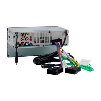 Kabelmanagement für Moniceiver