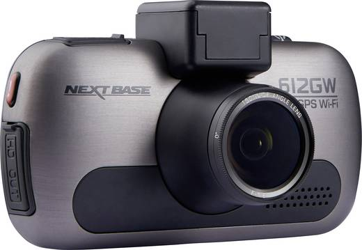 nextbase 612gw dashcam mit gps display touch screen. Black Bedroom Furniture Sets. Home Design Ideas