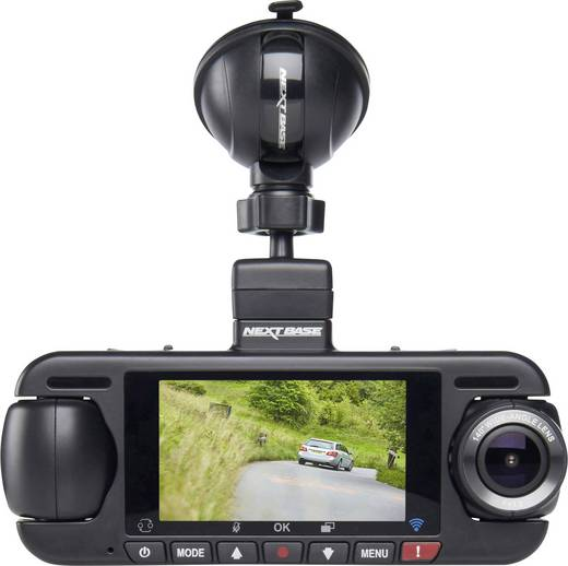 nextbase duo hd dashcam mit gps blickwinkel horizontal max. Black Bedroom Furniture Sets. Home Design Ideas