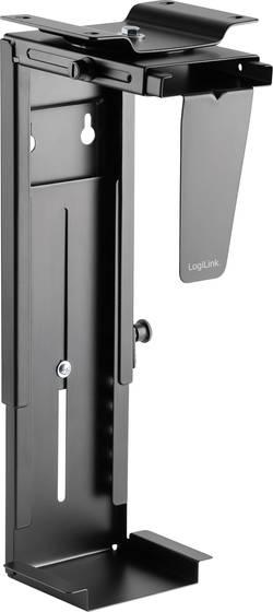 Image of LogiLink PC Halterung Untertisch EO0005 Schwarz Belastbar bis Gewicht=10 kg