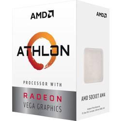 Procesor (CPU) v boxu AMD Athlon™ (200GE) 2 x 3.2 GHz Dual Core Socket: AMD AM4 35 W
