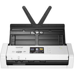 Image of Brother ADS-1700W Mobiler Duplex-Dokumentenscanner A4 600 x 600 dpi 25 Seiten/min, 50 Bilder/min USB, USB Host, WLAN