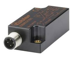 Capteur d'inclinaison Kübler 8.IS40.21121 Plage de mesure: -10 - +10 ° courant analogique M12, 5 pôles 1 pc(s)