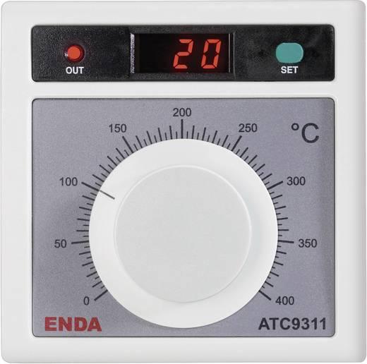 Temperaturregler Enda ATC9311-SSR J 0 bis +400 °C SSR (L x B x H) 50 x 96 x 96 mm