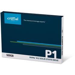 Image of Crucial CT500P1SSD8 Interne SATA M.2 SSD 2280 500 GB P1 Retail PCIe NVMe 3.0 x4