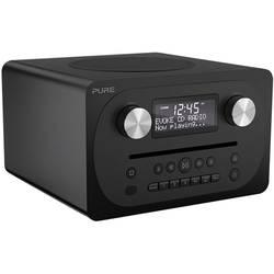 N/A Pure Evoke C-D4, AUX, Bluetooth, CD, čierna