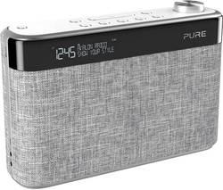 FM přenosné rádio Pure Avalon N5, AUX, Bluetooth, FM, světle šedá