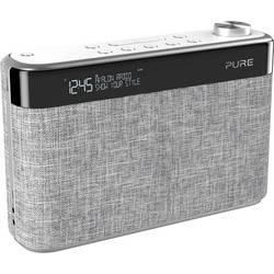 FM prenosné rádio Pure Avalon N5, AUX, Bluetooth, UKW, svetlosivá