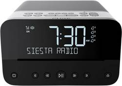 FM radiobudík Pure Siesta Home, Bluetooth, CD, FM, USB, bílá
