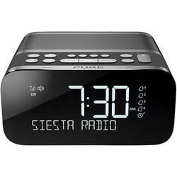 FM radiobudík Pure Siesta S6, Bluetooth, FM, USB, antracitová