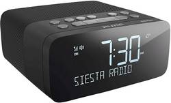 FM radiobudík Pure Siesta Rise S, Bluetooth, FM, USB, černá