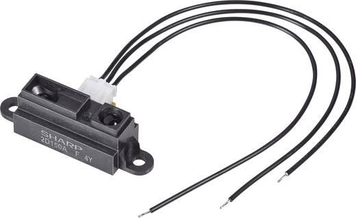 Distanz-Sensor 1 St. GP2D150A Sharp 5 V/DC Reichweite max. (im Freifeld): 30 cm
