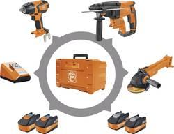 fein combo 4 ascm 18 qsw afmm 18 qsl akku bohrschrauber. Black Bedroom Furniture Sets. Home Design Ideas
