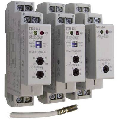 Schaltschrankheizungs-Thermostat STH-FH Rose LM 240 V/AC, 240 V/DC 1 Schließer Preisvergleich