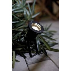 LED , halogénová žiarovka záhradný reflektor Nordlux Spotlight 20789903, GU10, 35 W, čierna