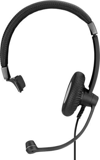 Sennheiser SC 45 Telefon-Headset 3.5 mm Klinke schnurgebunden On Ear Schwarz 7728a7b6ba