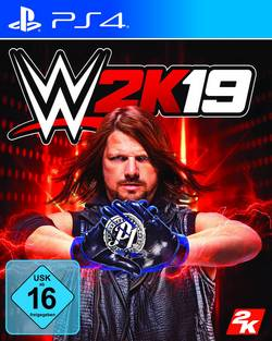 Image of WWE 2K19 PS4 USK: 16
