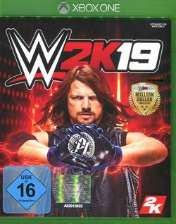 Image of WWE 2K19 Xbox One USK: 16