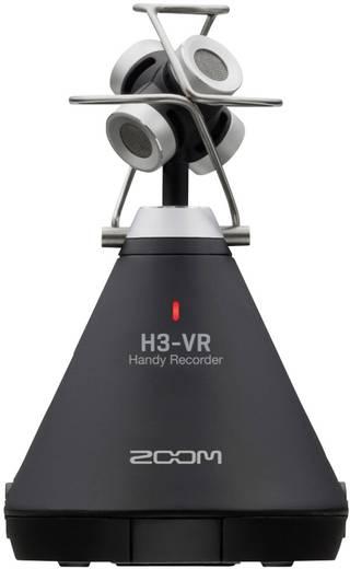 Zoom H3-VR Mobiler Audio-Recorder Schwarz