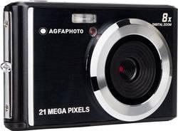 Image of AgfaPhoto DC5200 Digitalkamera 21 Mio. Pixel Schwarz, Silber