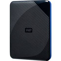 "Externí HDD 6,35 cm (2,5"") WD Gaming, 4 TB, USB 3.0, černá/modrá"