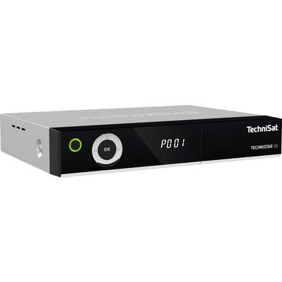 TechniSat TECHNISTAR S6 HD-SAT-Receiver Aufnahmefunktion, CI+ Schacht, Conax-Entschlüsselu Preisvergleich