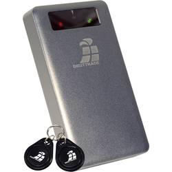 """Externý RFID Security pevný disk 6,35 cm (2,5"""") Digittrade RS256, 4 TB, USB 3.0, strieborná"""