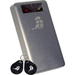 "Externý RFID Security pevný disk 6,35 cm (2,5"") Digittrade RS256, 4 TB, USB 3.2 Gen 1 (USB 3.0), strieborná"