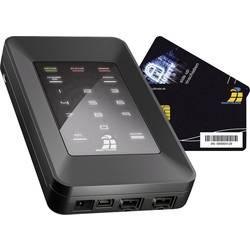 """Externý pevný disk 6,35 cm (2,5"""") Digittrade HS256S, 500 GB, USB 2.0, FireWire 800, čierna"""