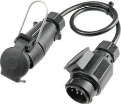 Image of Anhänger Adapter [Stecker 13polig - Steckdose 7polig] as - Schwabe 60467