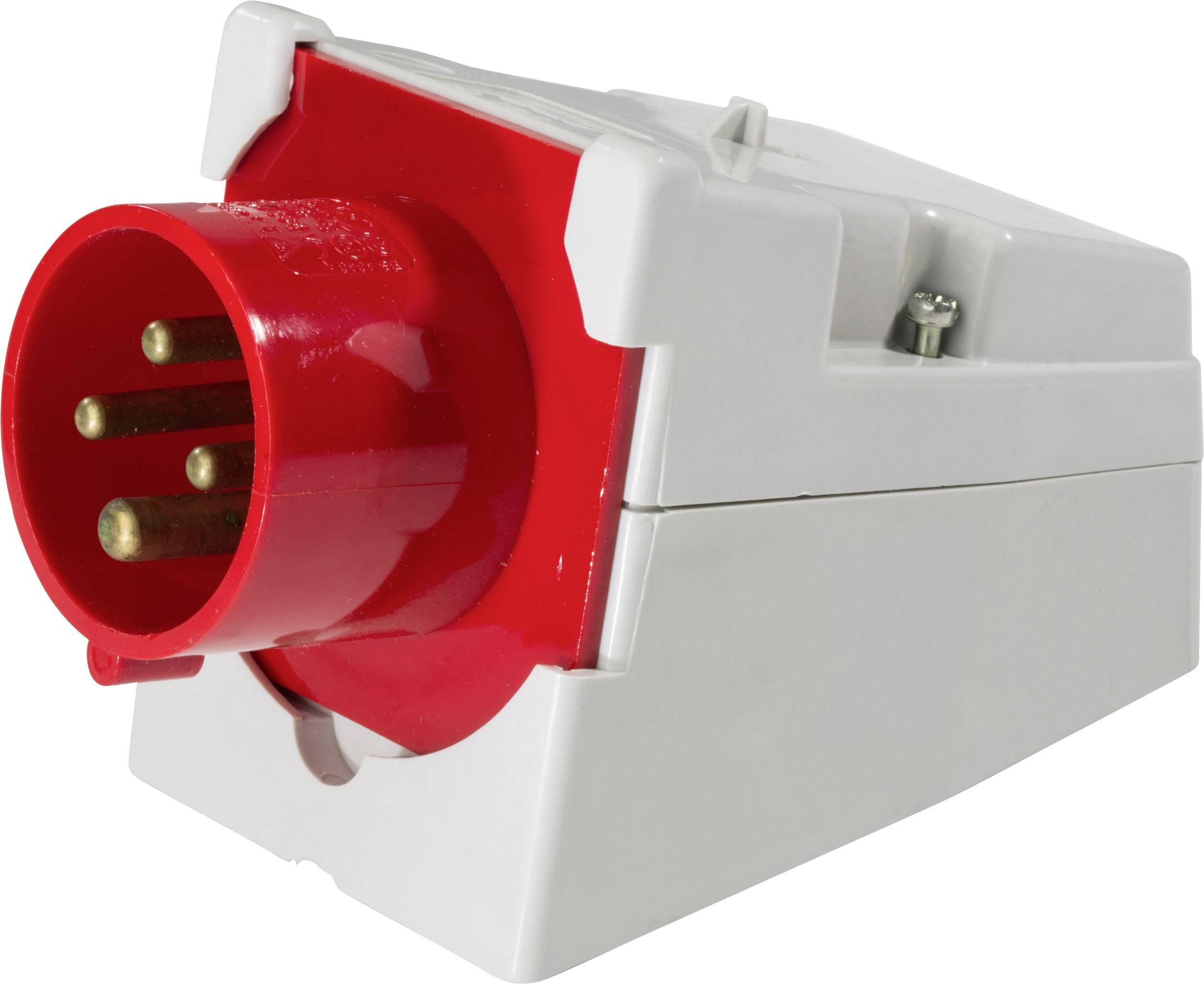 as Schwabe 60578 CEE-Wanddose 400V//16A Gehäuse aus Polyamid