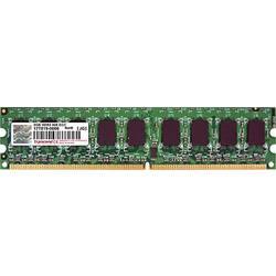 Image of Transcend TS256MLQ72V8U PC-Arbeitsspeicher Modul 2 GB 1 x 2 GB DDR2-RAM ECC 800 MHz CL5