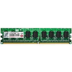 Image of Transcend TS128MLQ72V8U PC-Arbeitsspeicher Modul 1 GB 1 x 1 GB DDR2-RAM ECC 800 MHz CL5